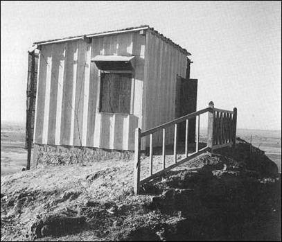 Manonash Cabin