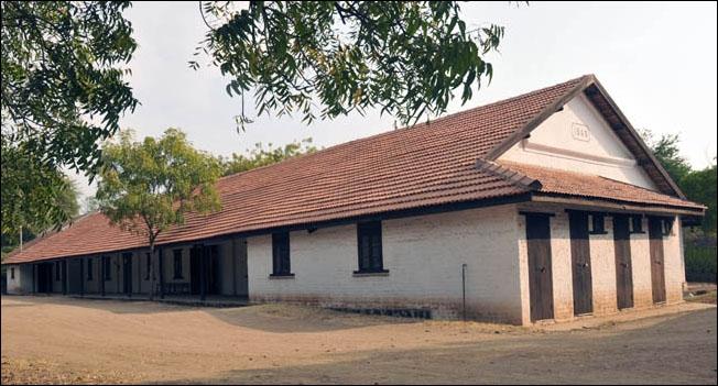 Mandali Hall (Main Bungalow) Today