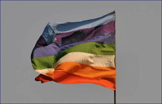 Baba's Flag