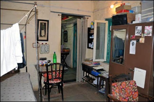 Pendu's room